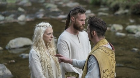 Vikings season 5 episode 13 review a new god