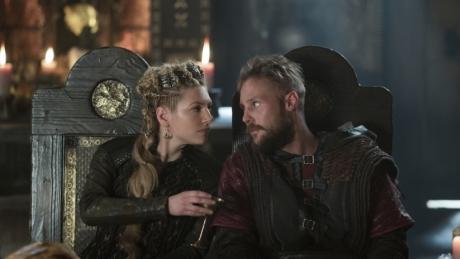 Vikings season 5 episode 4 the plan