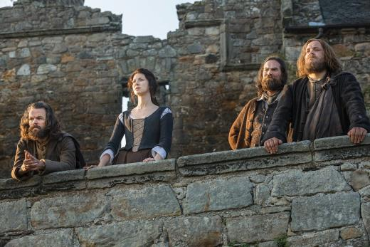 Waiting outlander s1e16