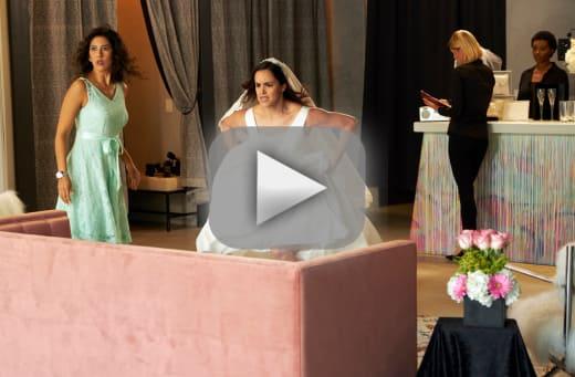 Wedding dress shopping brooklyn nine nine