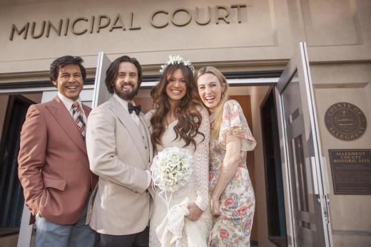 Wedding photos this is us s1e14