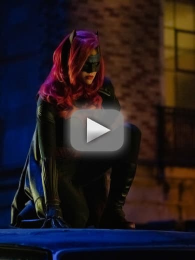 Welcome batwoman