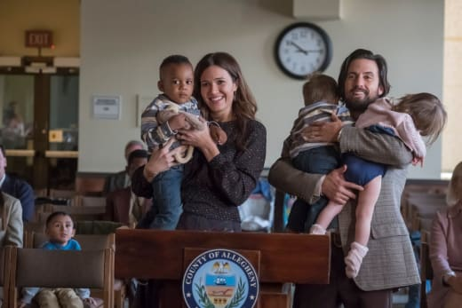 Welcome to the family this is us season 2 episode 7