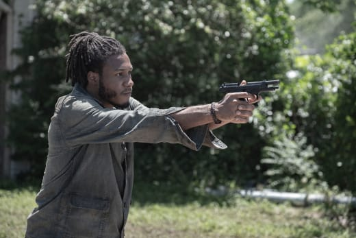 Wes makes a plan fear the walking dead