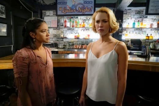 What am i doing wrong jane the virgin s5e5