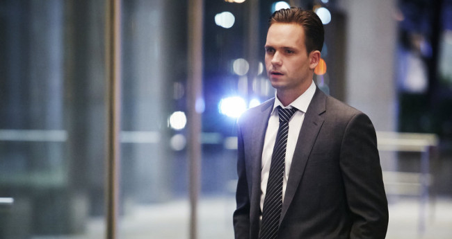 Why suits sending mike to
