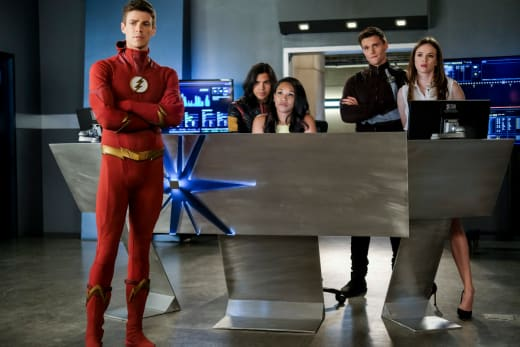 Worried about cicada the flash season 5 episode 3
