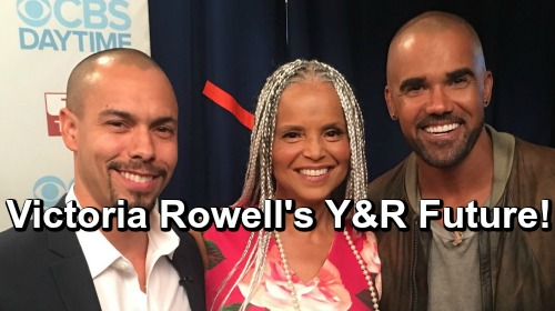 Young and the restless spoilers victoria rowell drucilla winters yr
