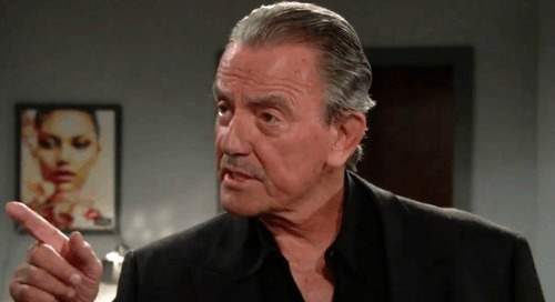 Yr eric braeden points now victor newman