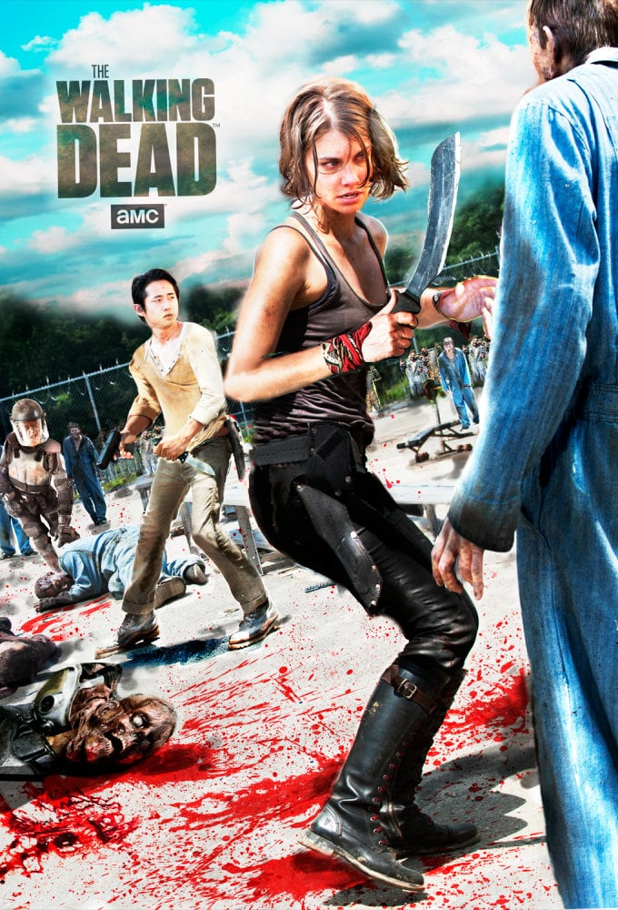 The walking dead 153021 15 min