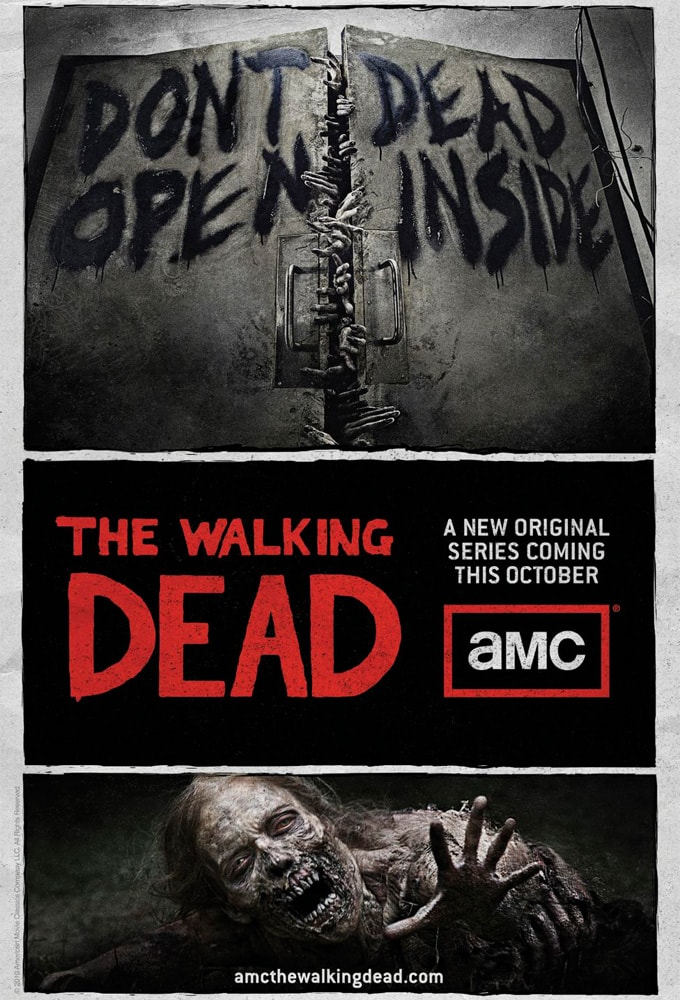 The walking dead 153021 5 min