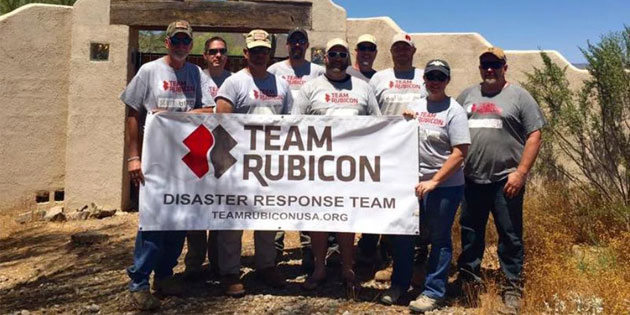 Team Rubicon Chainsaw Training Weekend for Disaster Relief Readiness