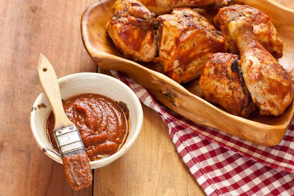 Sugar Free BBQ Sauce from Stephanie Weaver | Gluten-free, unprocessed, vegan, paleo (maple syrup)