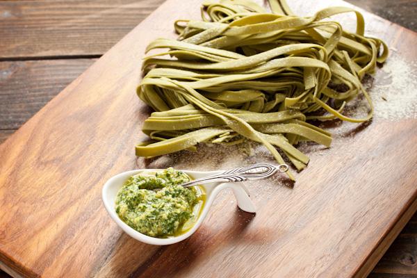Perilla Pesto from Stephanie Weaver | Bright, herby, and fresh | Gluten-free, vegan, paleo, Whole30
