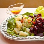 Composed Beet Salad | Venegret