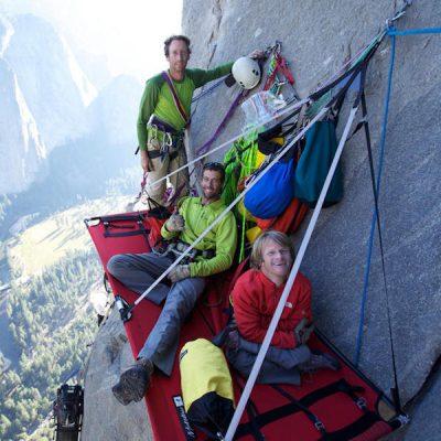 Life lessons: Climbing El Capitan with Steve Wampler