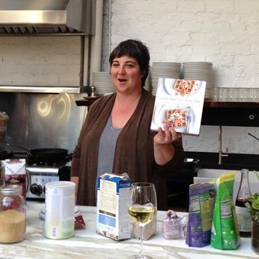 Gluten-free baking tips from Shauna Ahern