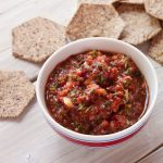 Strawberry Salsa | Recipe Renovator | Gluten-free, low-sodium, migraine-friendly, paleo, raw