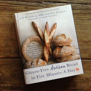 Review: Gluten-Free Artisan Bread in 5 Minutes a Day