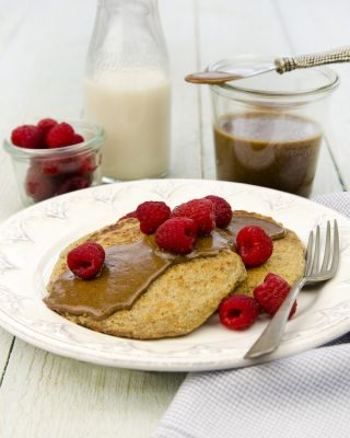 Living Candida-Free Single-Serve Pancakes