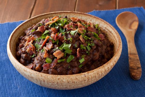 Drunken Beans | Gluten-free, low-sodium | Recipe Renovator