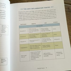 Review: Anti-Inflammatory Eating Made Easy by Michelle Babb   Recipe Renovator