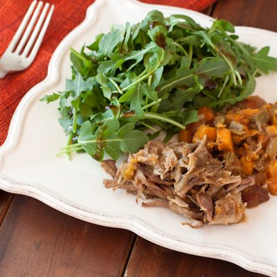 Pumpkin Apple Spice Pulled Pork | Recipe Renovator | Gluten-free, paleo, Whole30® compliant