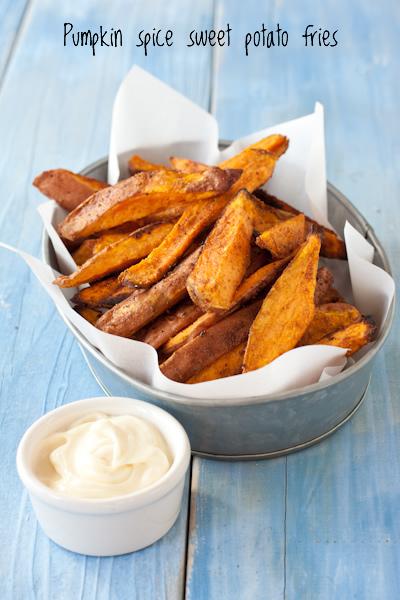 Pumpkin Spice Sweet Potato Fries | Spicy! | Recipe Renovator | gluten-free, paleo, Whole30, vegan