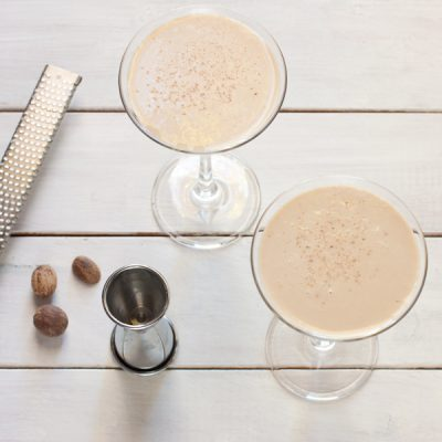 How to make dairy-free eggnog