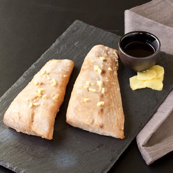 Baked Tuna with teriyaki glaze | Recipe Renovator | Soy-free, gluten-free, low sodium