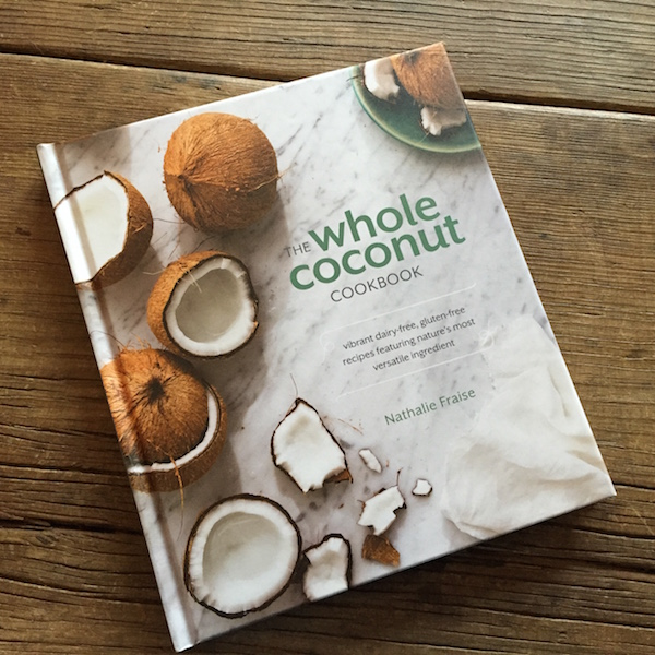 Recipe Renovator reviews: The Whole Coconut Cookbook by Nathalie Fraise