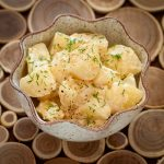 Miso Potato Salad: so simple, so incredibly good.