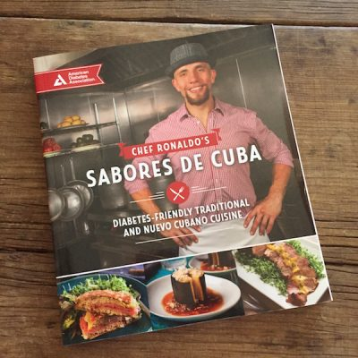 Cookbook review: Chef Ronaldo's Sabores de Cuba