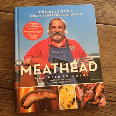 Cookbook review: Meathead—The Science of Great Barbecue and Grilling by Meathead Goldwyn