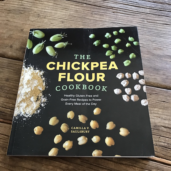 Review of The Chickpea Flour Cookbook | Recipe Renovator