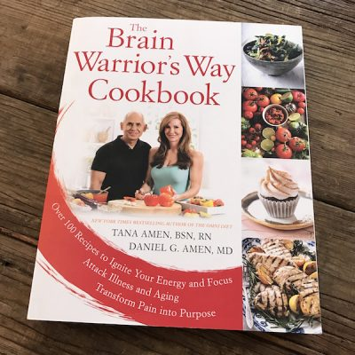Cookbook review: The Brain Warrior's Way Cookbook