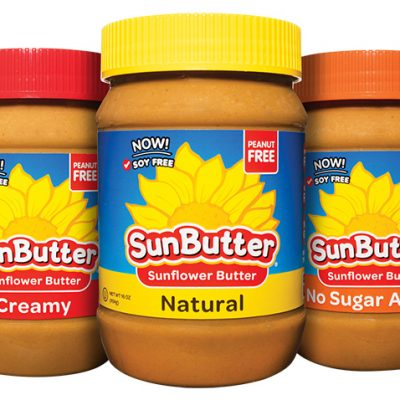 SunButter migraine-friendly nut butter substitute