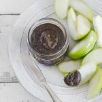Creamy not-ella carob butter from The Migraine Relief Plan by Stephanie Weaver