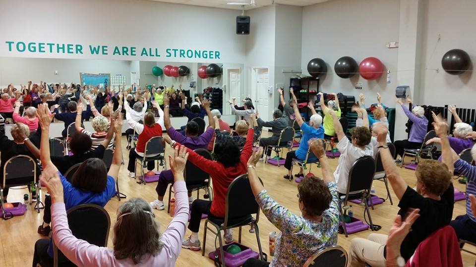 Silversneakers Family Ymca Of Greater Augusta
