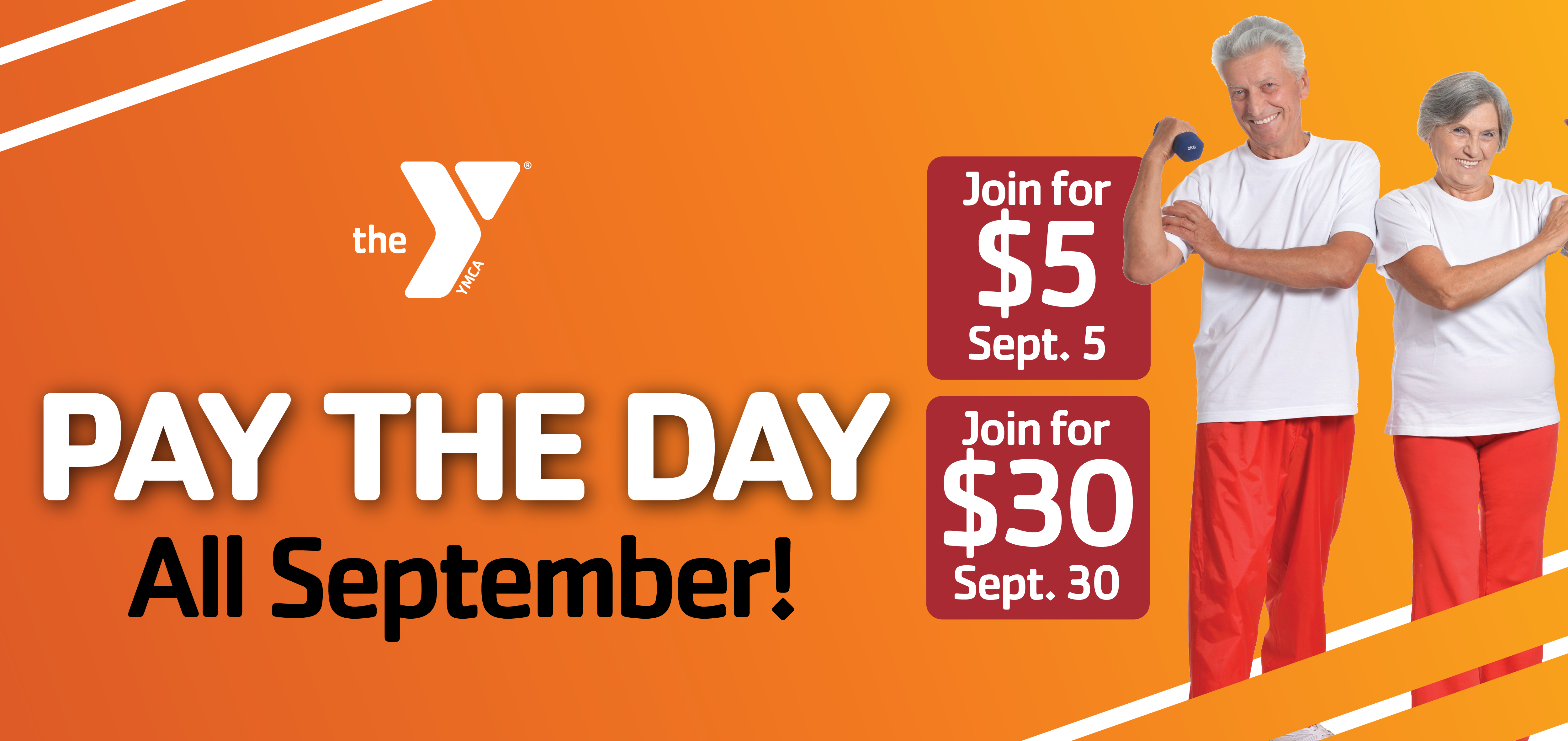 Pay The Day All September