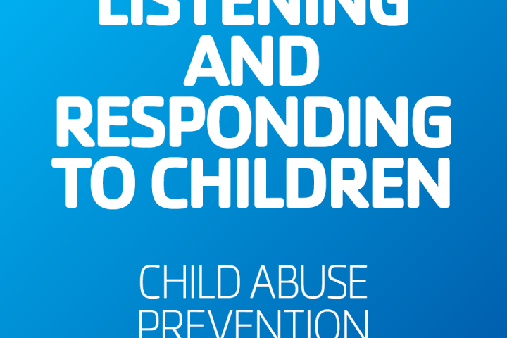 Listening and Responding to Children child abuse prevention month kids safety
