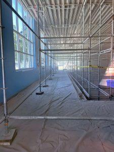 Indoor-pool-scaffolding-1