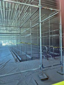 Indoor-pool-scaffolding-2
