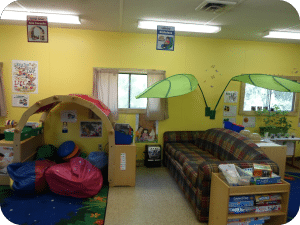 Camp Sherwin Classroom #2