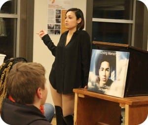 Teen Center Guest Speaker