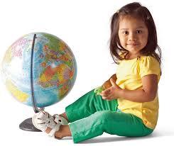 toddler globe