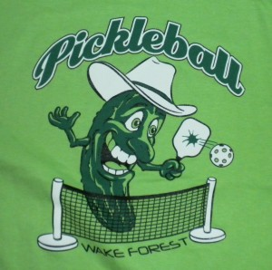 Pickle ball