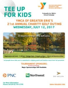 Tee-Up for Kids: YMCA Annual Charity Golf Outing @ Venango Valley Inn & Golf Course | Saegertown | Pennsylvania | United States