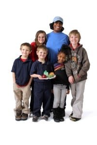 Pam & Kids