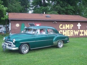 Car Cruise In @ YMCA Camp Sherwin | Lake City | Pennsylvania | United States